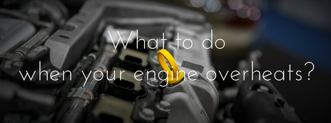 Causes of car engine overheating