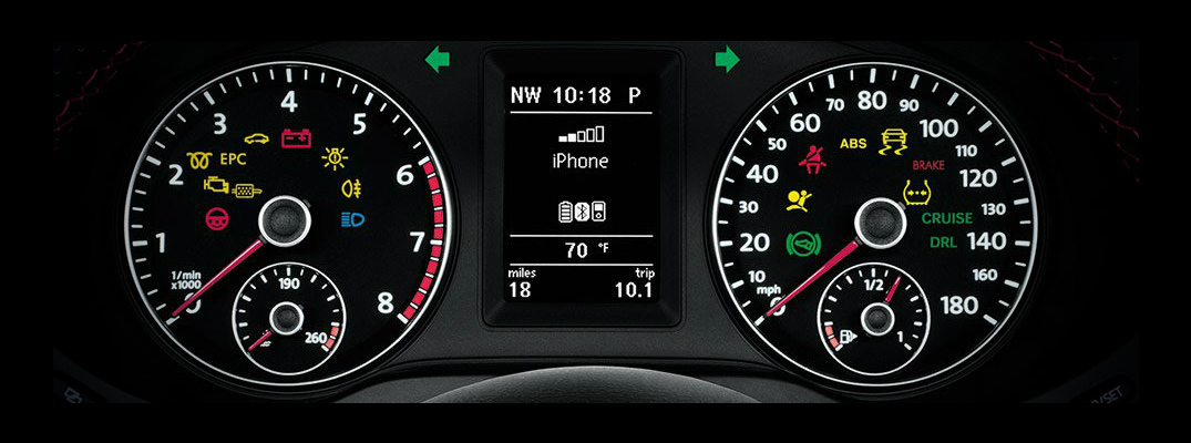 Guide To Vw Dashboard Warning Lights And Their Meanings