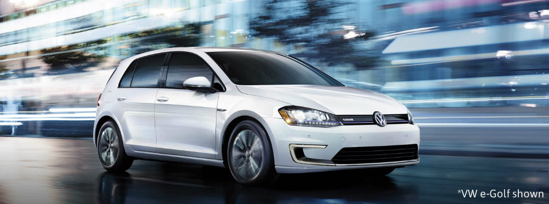 New Volkswagen Electric Car Range and Charging Time