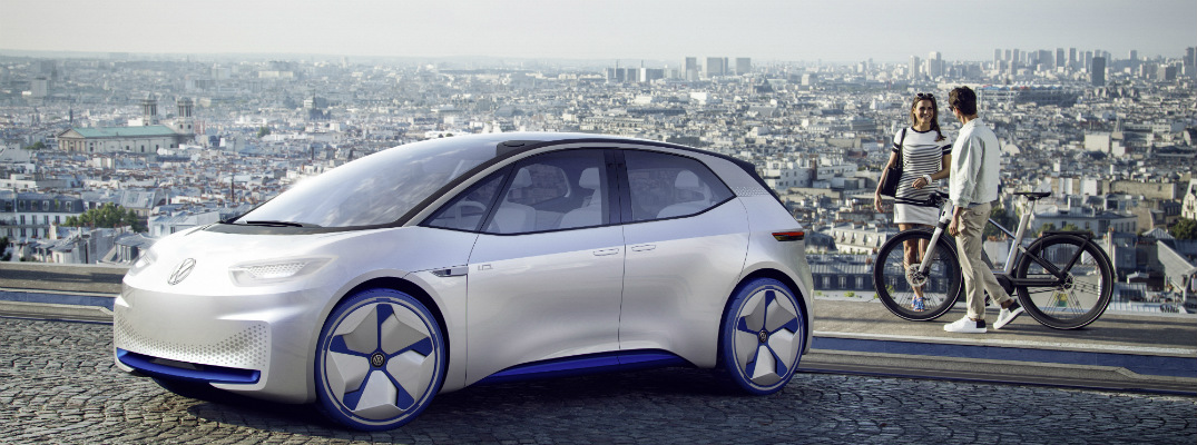 Volkswagen I.D. Concept Features and Release Date