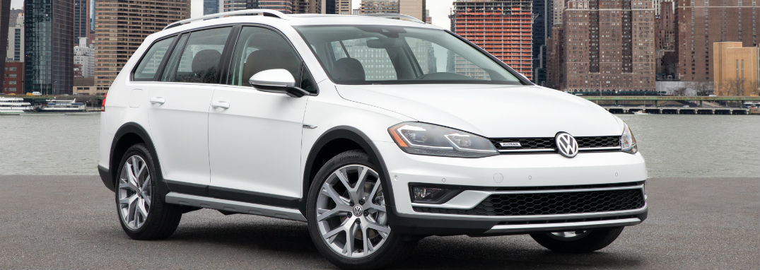 Volkswagen Adds More Features to the Alltrack