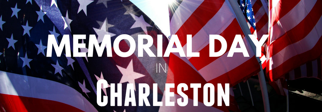 memorial day in charleston sc