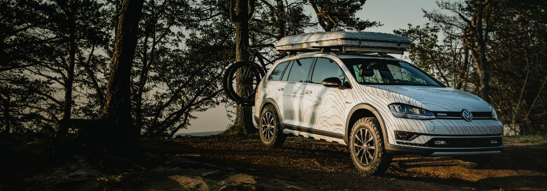 Volkswagen Makes Camping Easy and Fun with this New Concept
