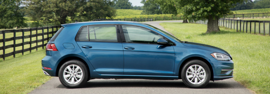 2018 VW Golf gets subtle refresh to its style