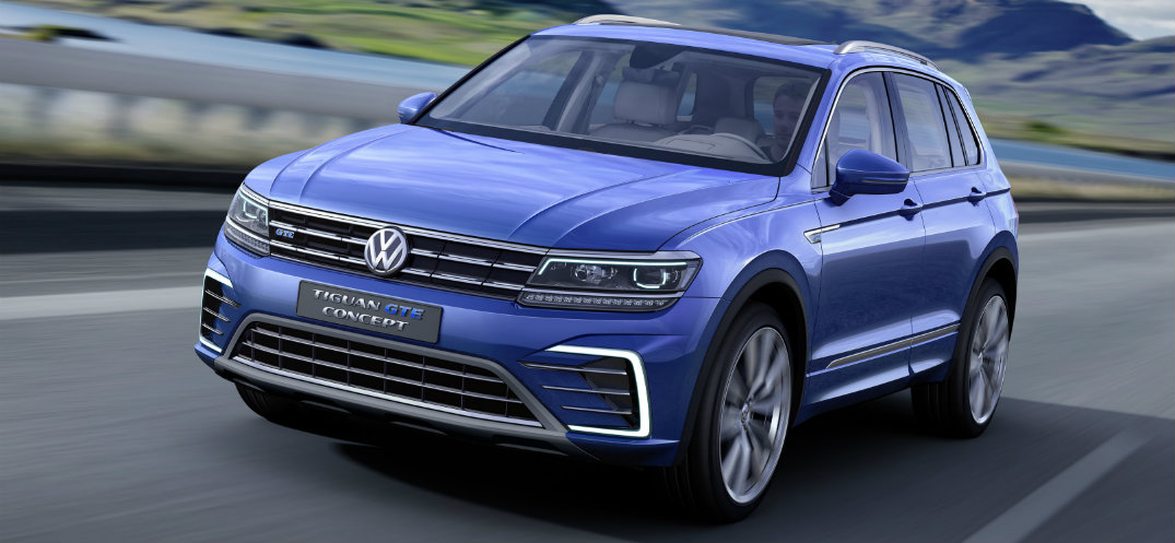 2017 Vw Touareg Redesign >> All New Volkswagen Tiguan Redesign For 2017