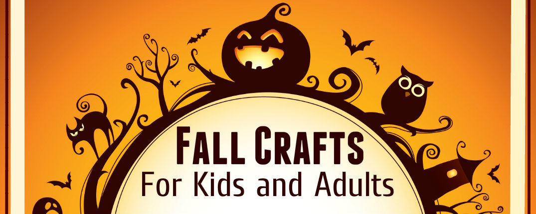 fall leaf craft ideas for kids and adults