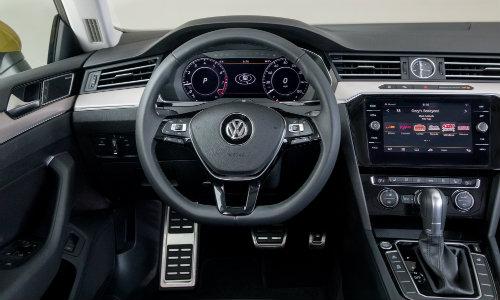 VW Dealer Chicago >> 2019 VW Arteon USA New Model Design and Engine Specs