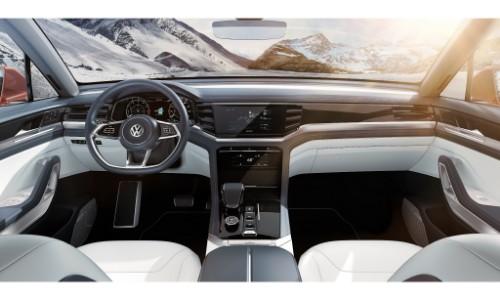 Vw Atlas Interior >> Volkswagen-Atlas-Cross-Sport-Concept-SUV-new-york ...