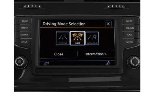 What is Volkswagen Driver Profile Selection?