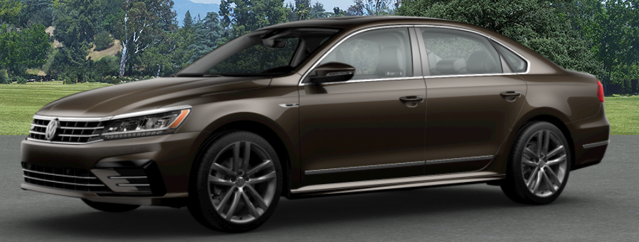 2019 Volkswagen Passat Terra Brown Metallic