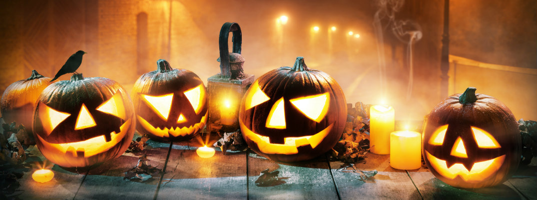 Haunted Houses and Pumpkin Patches in Kingston and Poughkeepsie, NY