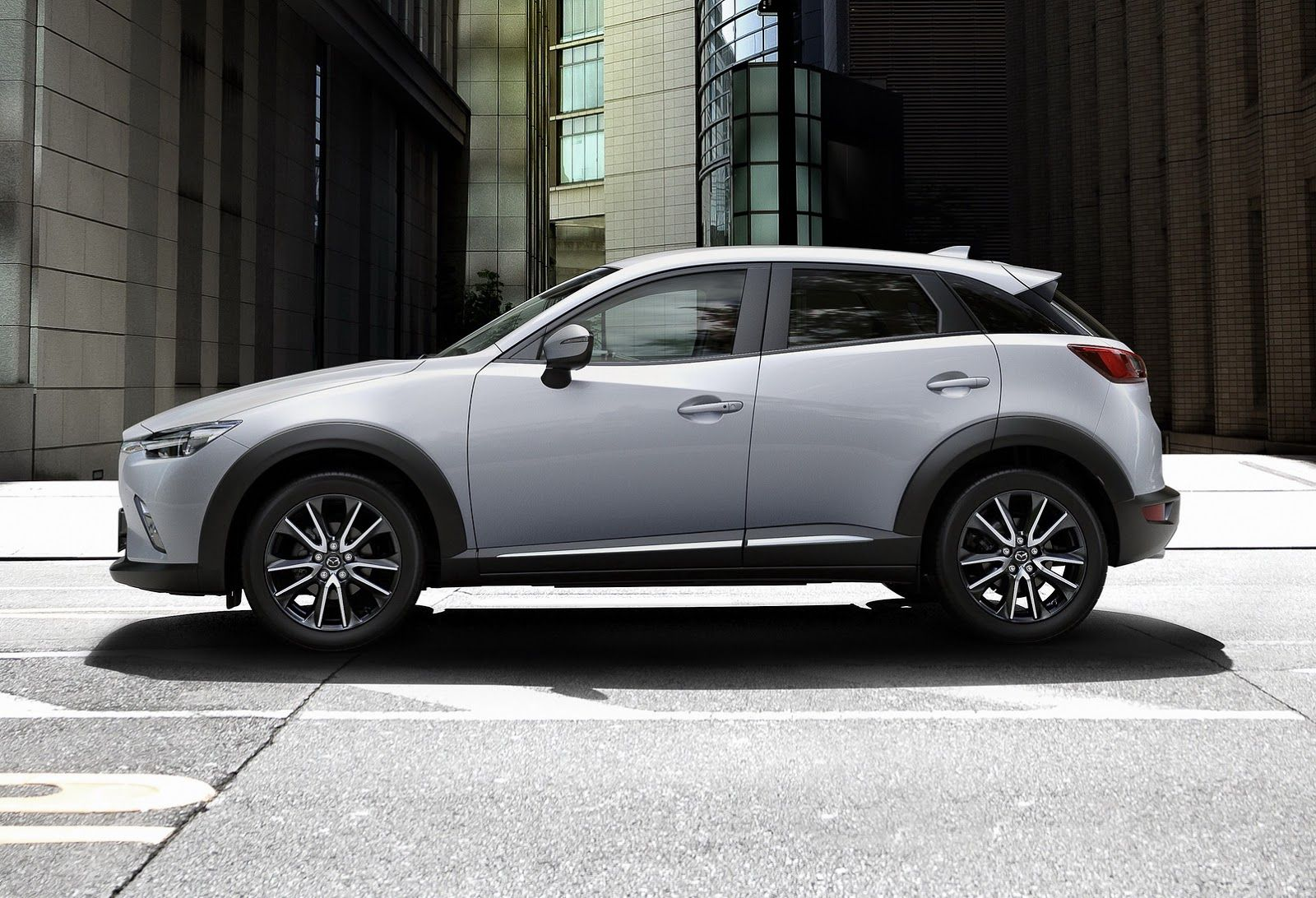 Consumer Reports Find The Mazda Cx 3 To Have A Premium Feel