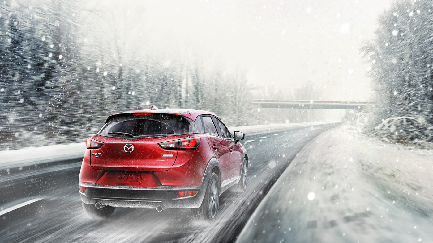 2016 Mazda Cx 3 Recognized For Drivability Affordability In Winter Weather