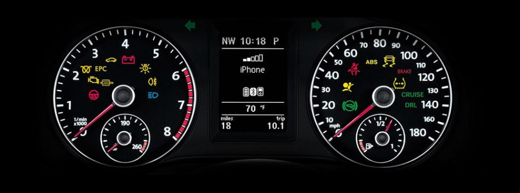 What Do Volkswagen Dashboard Warning Lights and Symbols Mean