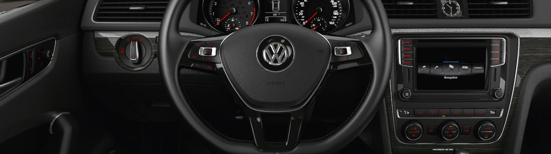 Our Helpful Guide Can Help You Find Your Ideal 2016 VW Passat At Douglas  Volkswagen » 2016 Vw Passat Interior Features