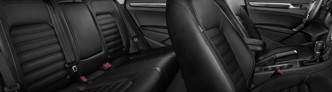 2016 Vw Passat Leather Seating Surfaces