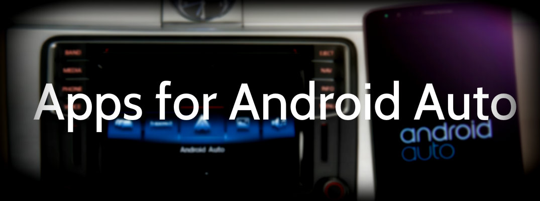 what apps does android auto support. Black Bedroom Furniture Sets. Home Design Ideas