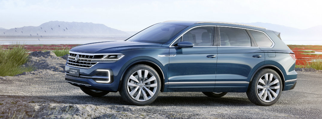 Is Volkswagen Producing A New Plug In Hybrid Suv