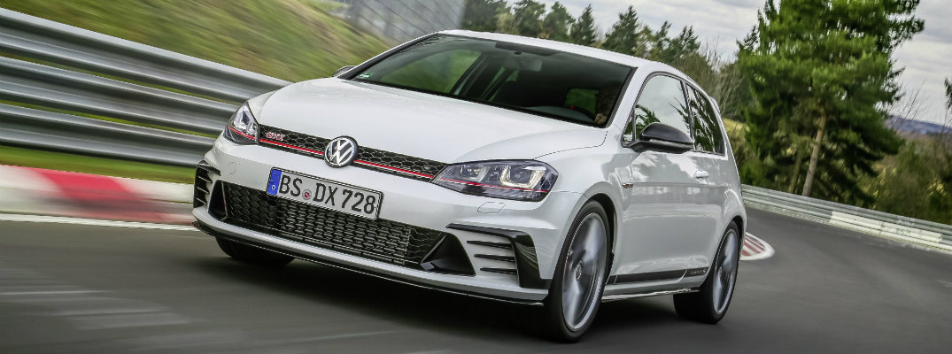 Will The Vw Golf Gti Clubsport S Be Available In The Us