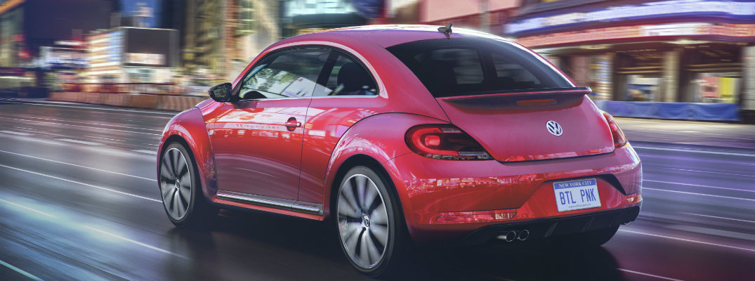 Does The Volkswagen Beetle Come In Pink