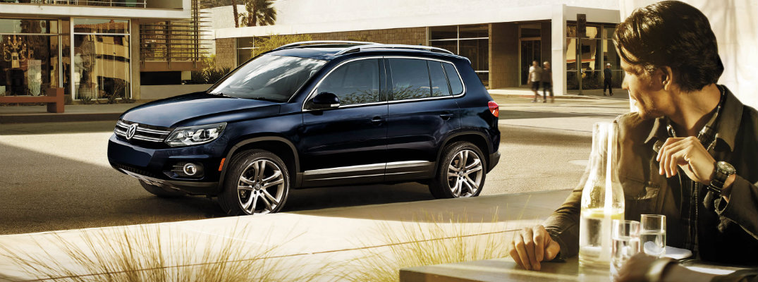 What S New And Changed For The 2017 Volkswagen Tiguan
