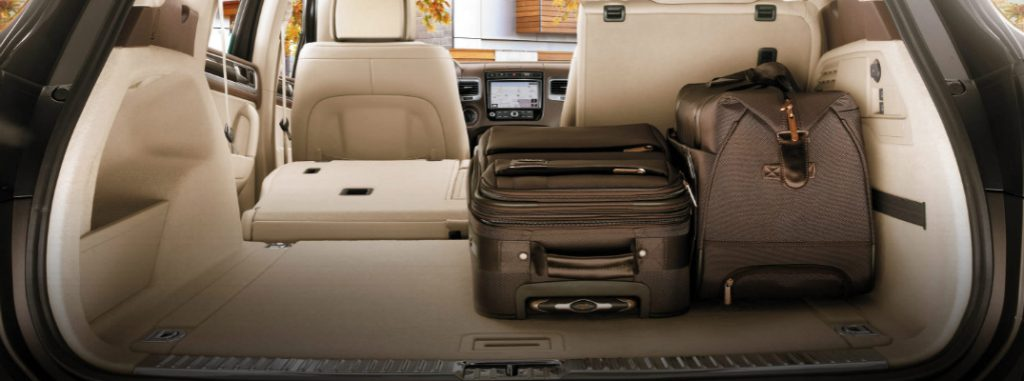 What Do 60 40 Or 40 20 40 Split Folding Rear Seats Mean