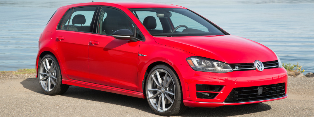 2017 Volkswagen Golf Named One Of The 10 Best Vehicles