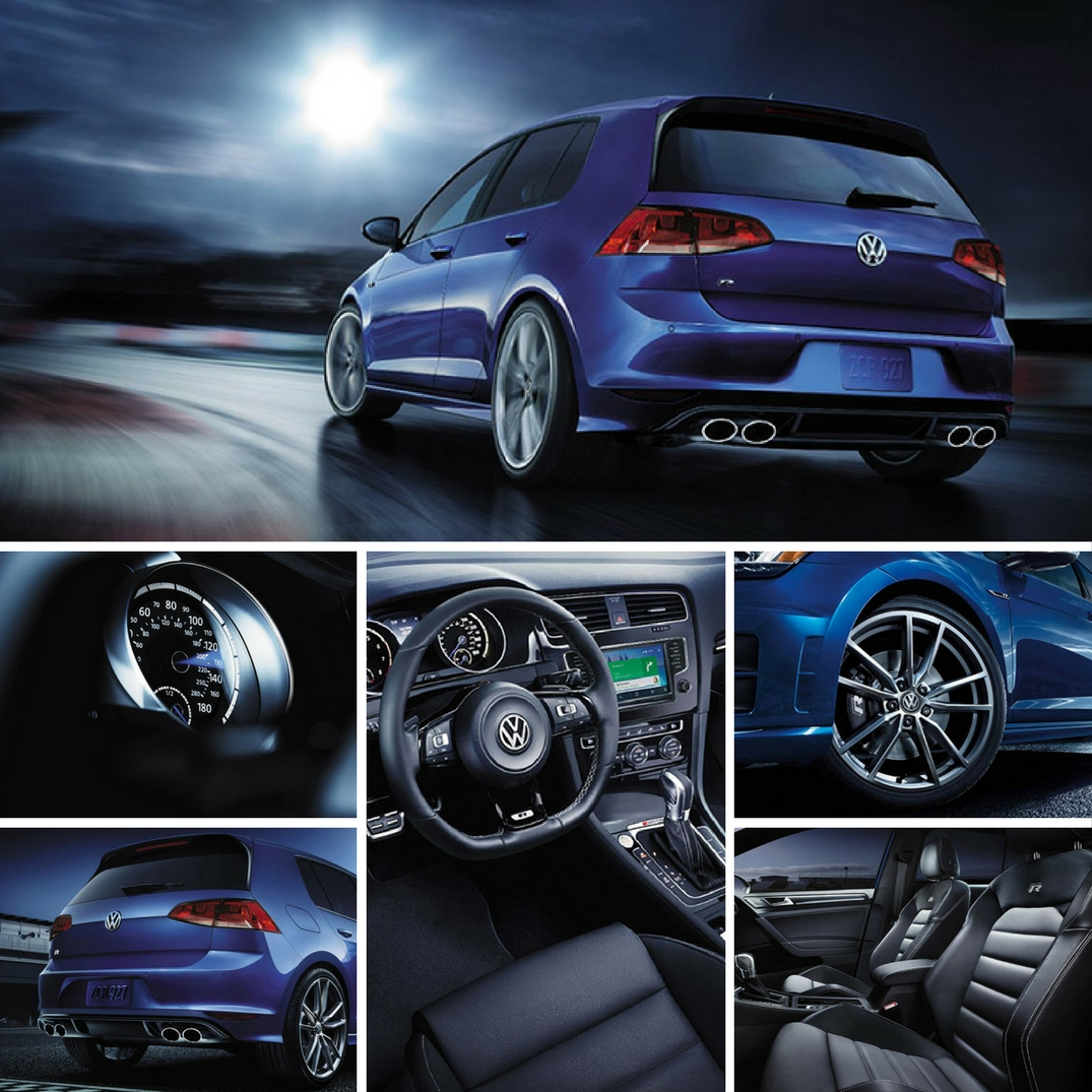 Photo Gallery Of 2017 Vw Golf Interior And Exterior