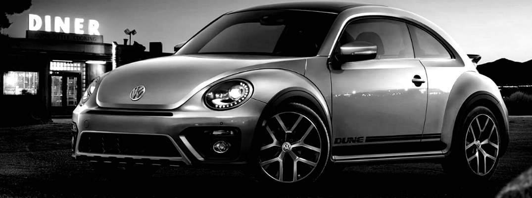 2018 Volkswagen Beetle Color Options