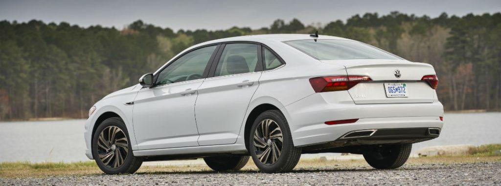 Redesigned 2019 Volkswagen Jetta Driving Range
