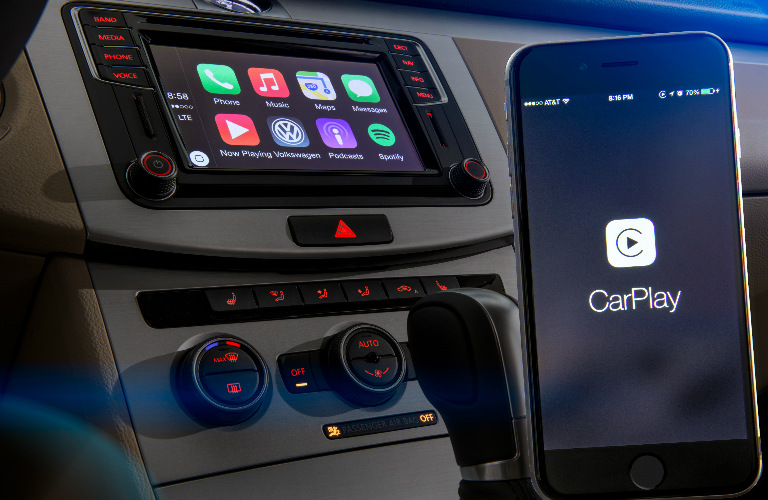 VW Car Net - Apple CarPlay - Capistrano Volkswagen
