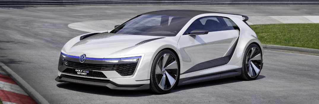 VW Golf GTE Sport Concept Engine Specs and Features