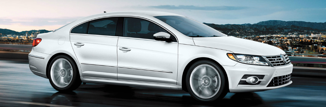 2016 Volkswagen CC Safety Features and Benefits