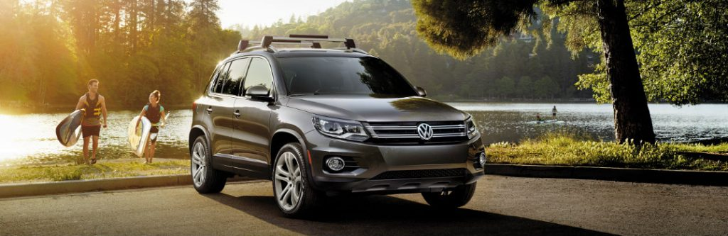 features   vw tiguan wolfsburg  sport