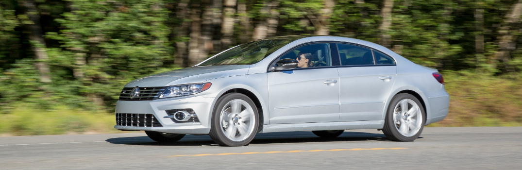2017 Volkswagen CC Pricing Trims and New Features
