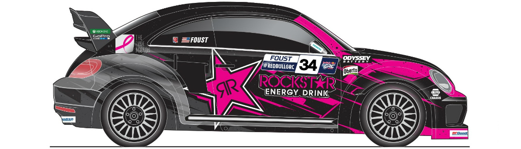 Tanner Foust Vw >> Tanner Foust No 34 Rockstar Perfectberry Beetle Grc O