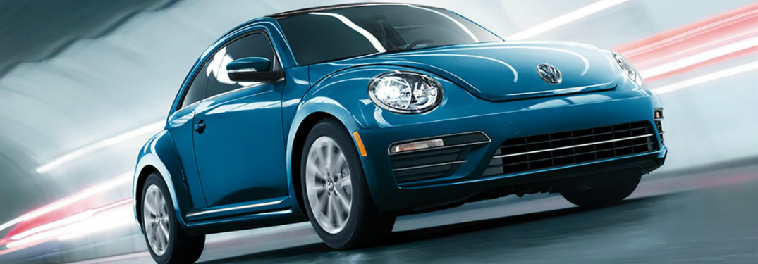Does the 2018 Volkswagen Beetle have any new features?