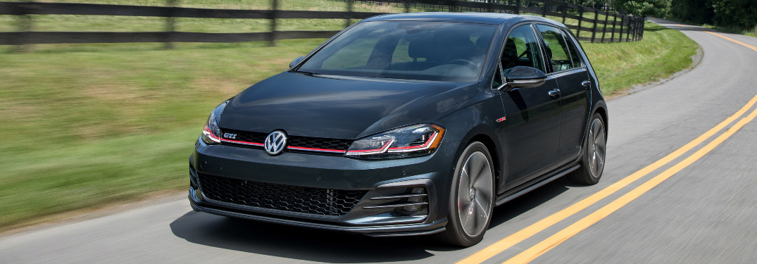 2018 volkswagen golf gti pricing and new features. Black Bedroom Furniture Sets. Home Design Ideas