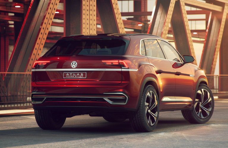2019 VW Atlas Cross Sport Debut, Features, and Release Date