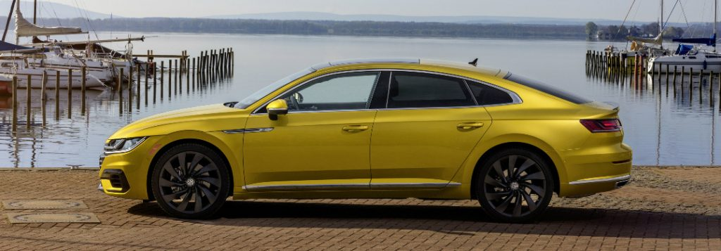 Wrx Vs Gti >> What does the 2019 VW Arteon R-Line Appearance Package offer?