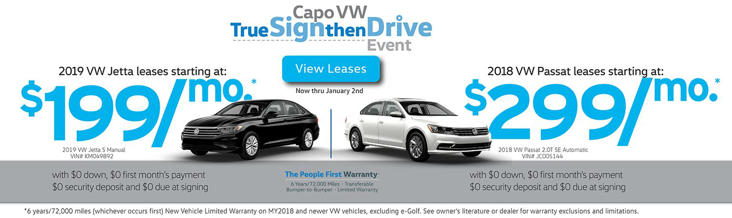 details-of-capo-vw-sign-then-drive-event-a-black-2019-vw-jetta-and-a