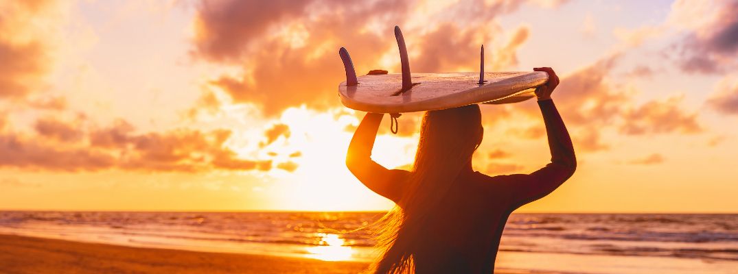 Where can I take surfing lessons in Orange County CA?