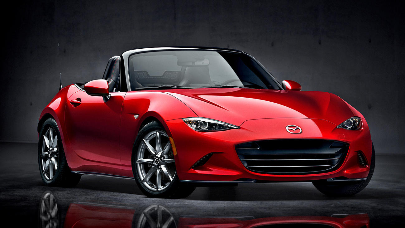 Mazda's 2016 Miata Exciting Car to Have Fun