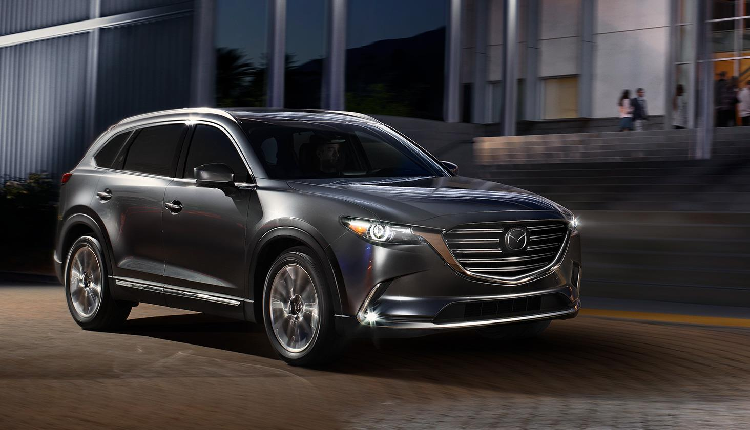 Mazda CX-9 Racks Up Yet Another Award For Best Large Utility - Cardinale Mazda