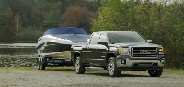 Car Clearance Deals 2016 >> GMC Sierra Full-Size Pickup was built for Hauling ...