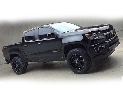 Two-Inch Lift Kit for Upcoming General Motors Midsize ...