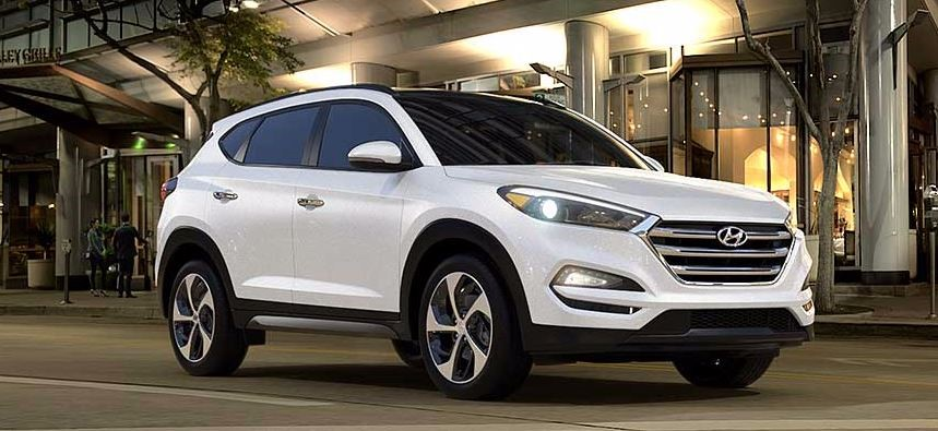 Looking for Great Fuel Economy? Try the 2016 Hyundai Tucson