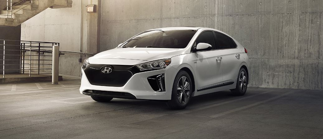 The 2017 Hyundai Ioniq Electric