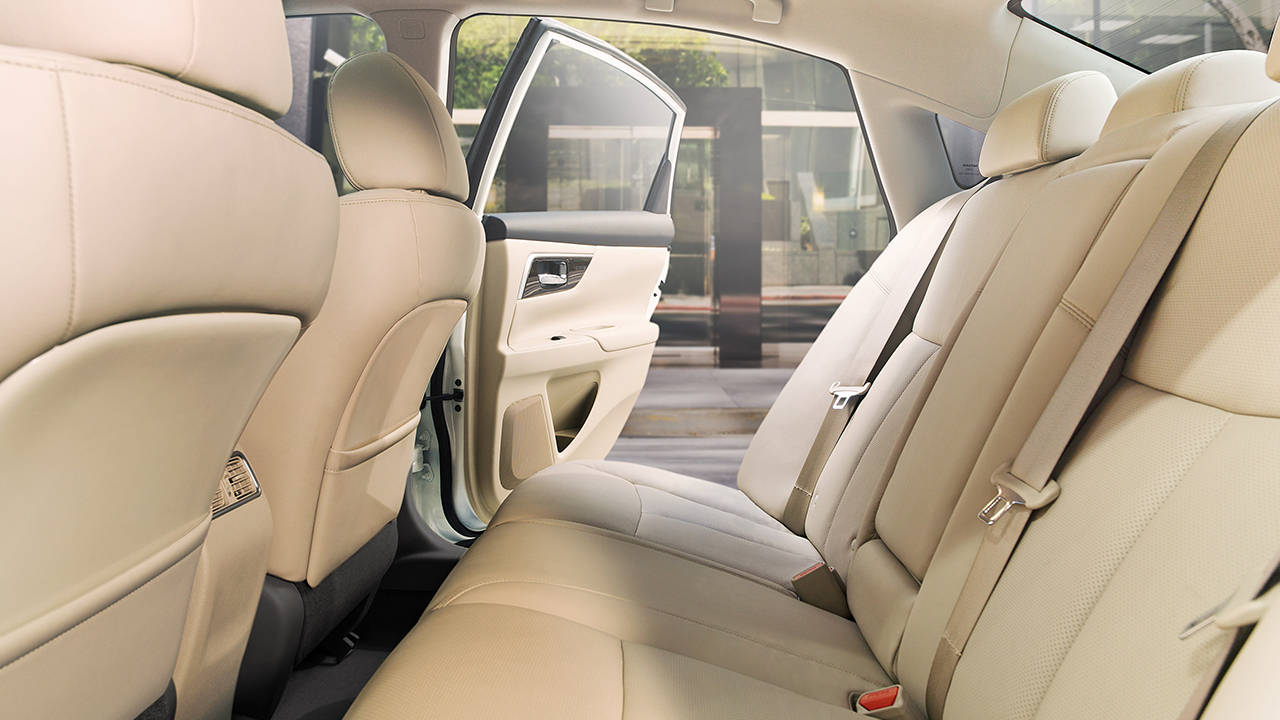 Interior Features Of The New Nissan Altima Cardinale