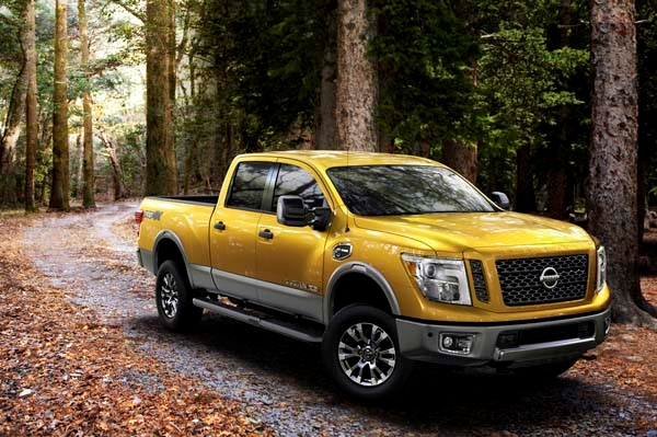 Save On The Award Winning 2017 Nissan Titan At Cardinale Nissan